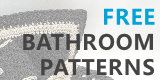Free Bathroom Patterns